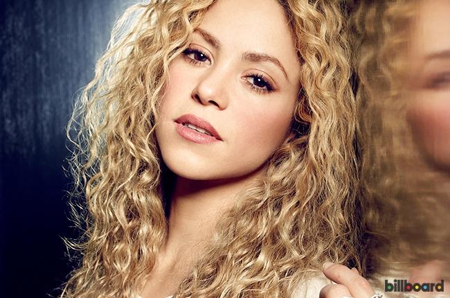 SeliAlendra Shakira-billboard-cover-650c