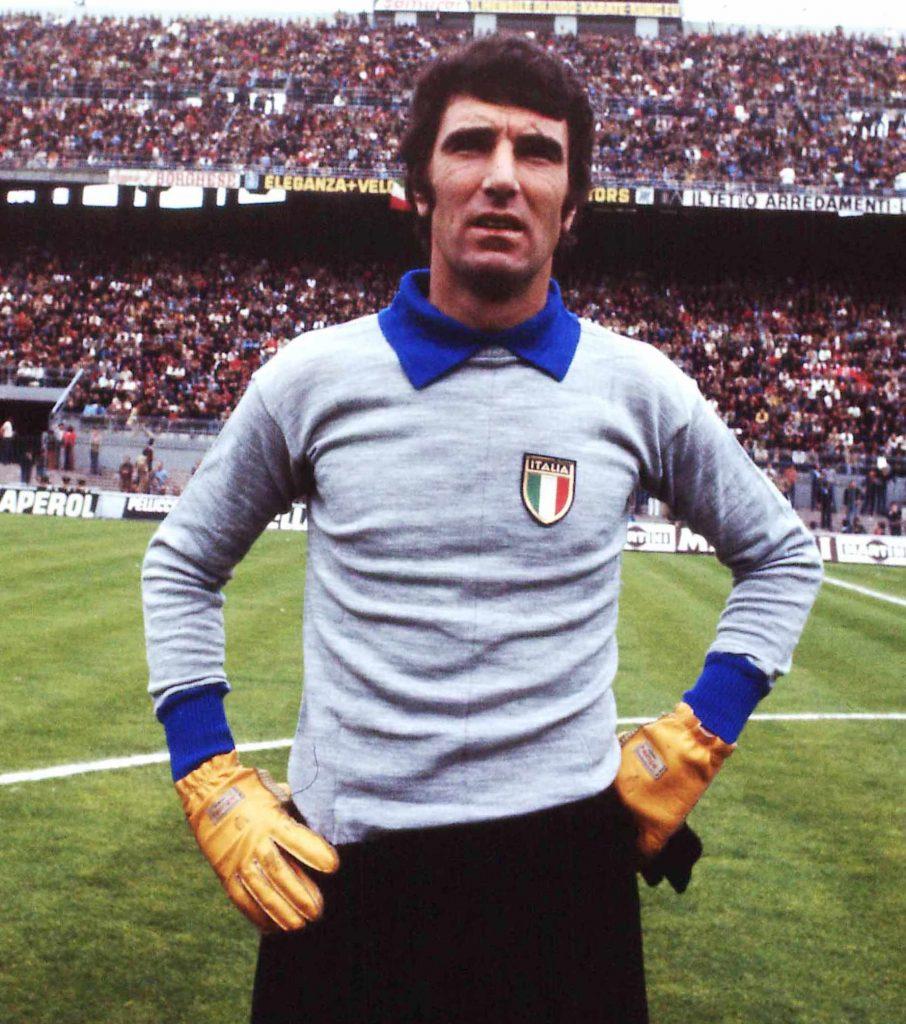 Dino Zoff Rekord